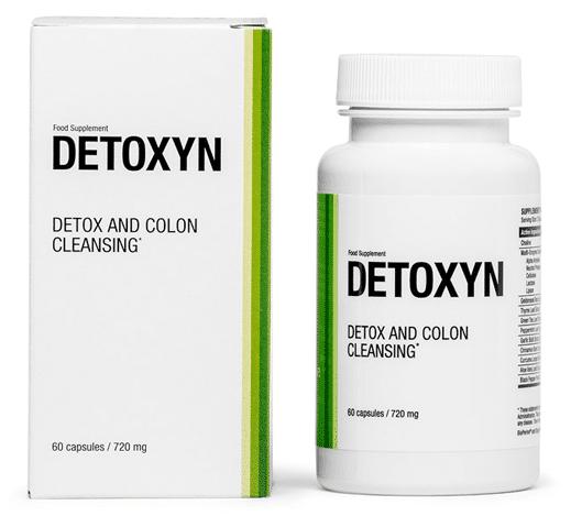 Las reseñas Detoxyn