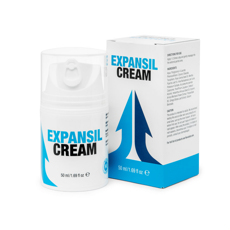 Expansil Cream Che cos'è?
