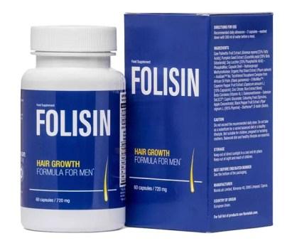 Las reseñas Folisin