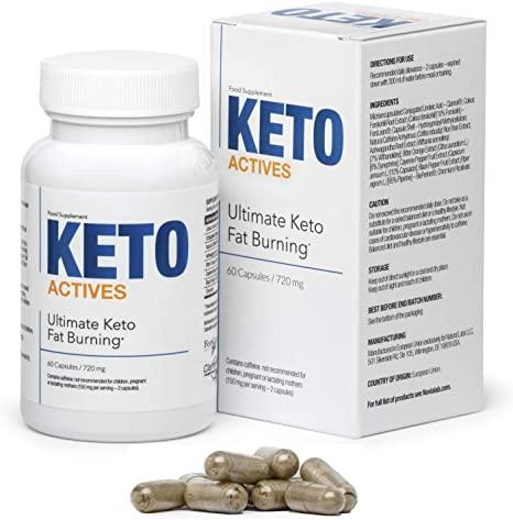 Las reseñas Keto Actives