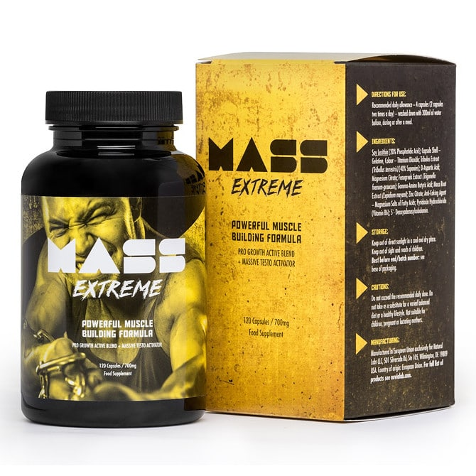 Las reseñas Mass Extreme