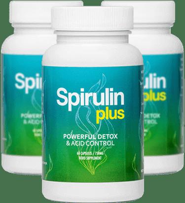 Las reseñas Spirulin Plus