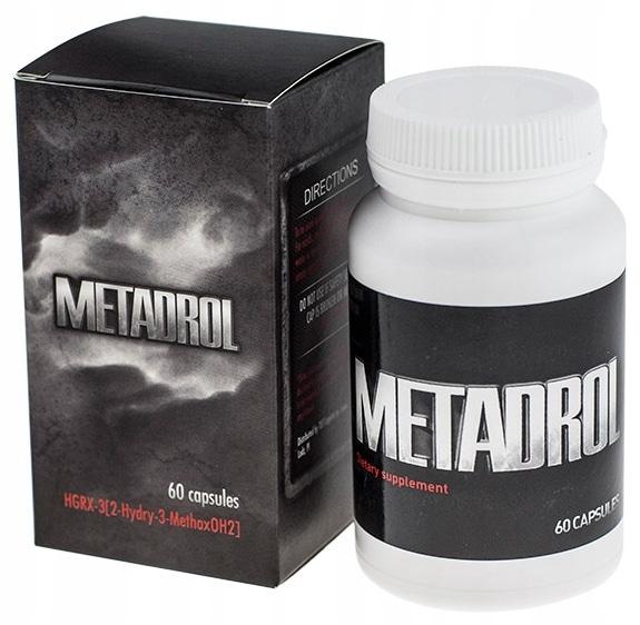 Metadrol Che cos'è?