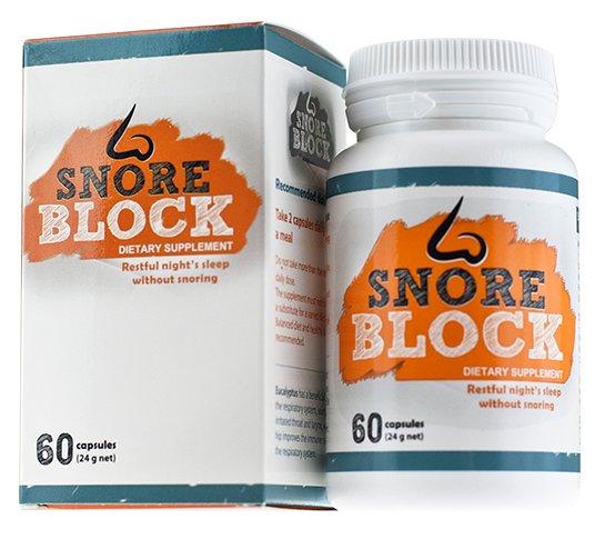 SnoreBlock Che cos'è?