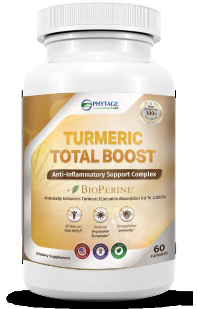 Recensioni Turmeric Total Boost